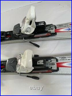 Volkl Tiger Shark Jr. Youth Skis with Marker 4.5 Bindings 1100 mm (110 cm)