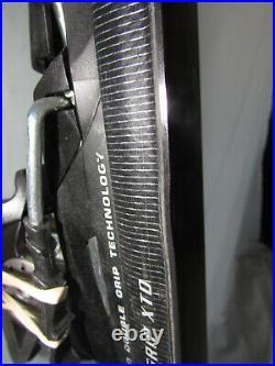 Volkl Unlimited AC30 all mtn skis 163cm w Marker iPT 12 adjustable ski bindings