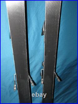 Volkl Unlimited AC3 all mtn skis 170cm with Marker iPT 12 adjustable ski bindings