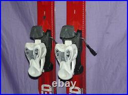 Volkl Unlimited AC Jr Kid's Skis 120cm with Marker 4.5 Adjustable Bindings SNOW