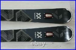 Women Skis VOLKL FLAIR Sc Carbon 150cm R10.5m + MARKER Bindings